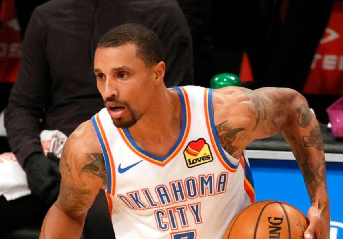 George Hill, Thunder, NBA, COVID-19