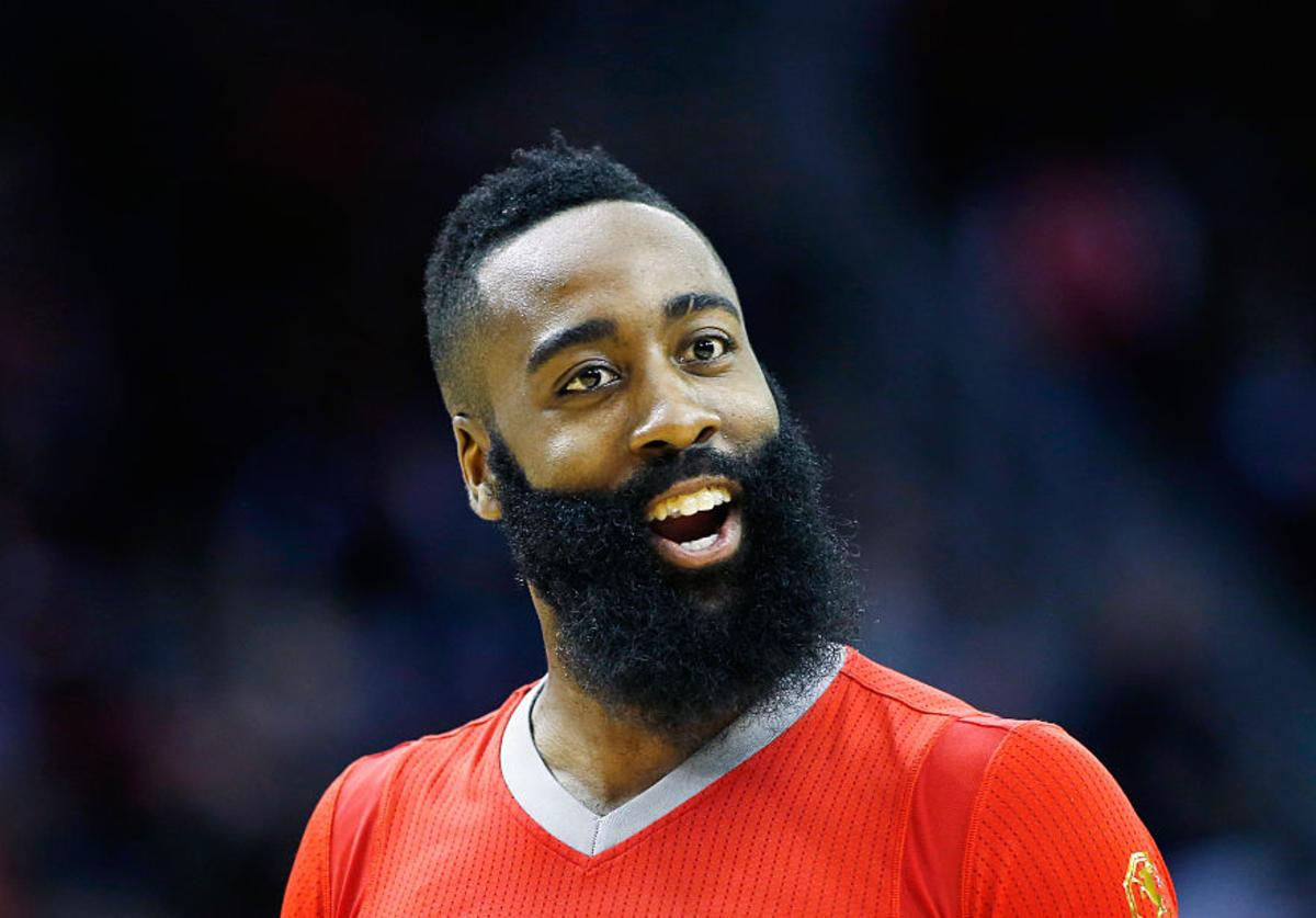 James Harden Brooklyn Houston Nets Rockets trade