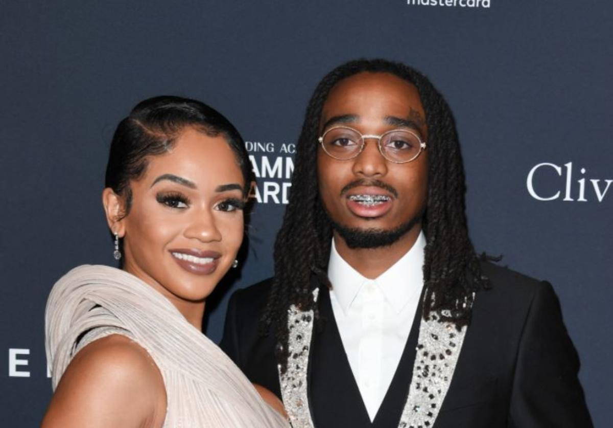 Saweetie, Quavo, The Real