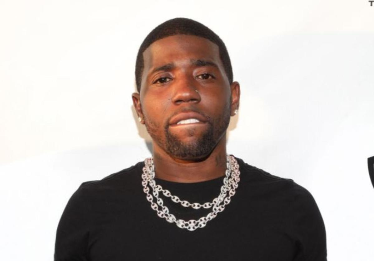 YFN Lucci, Arrest, Surrender, Murder, Gang, Charges, Atlanta, James Adams