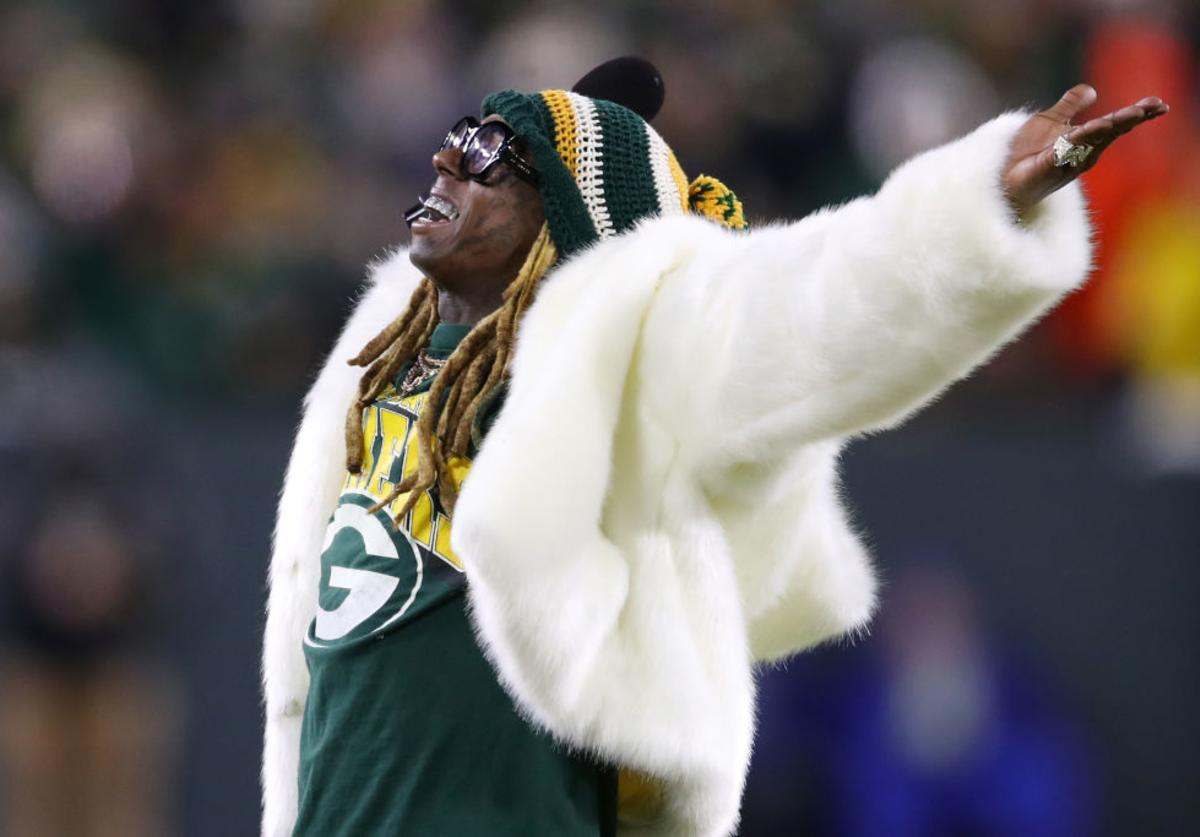 Lil Wayne Packers new song