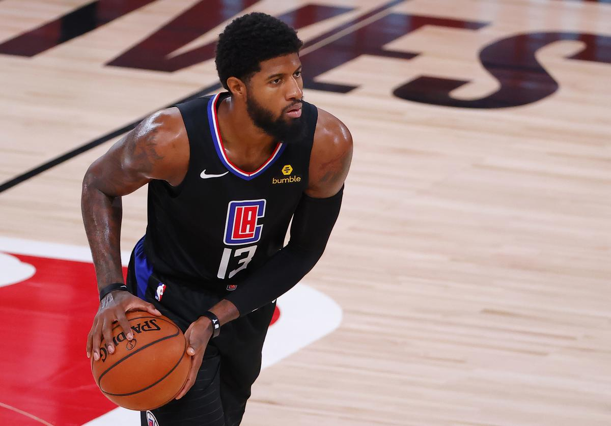 Paul George, Clippers. Vengeance