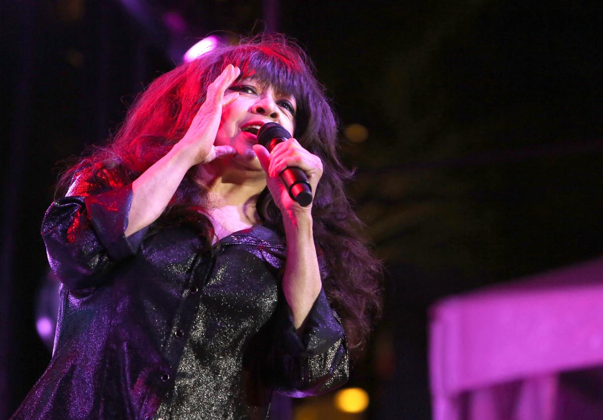 Ronnie Spector, Phil Spector