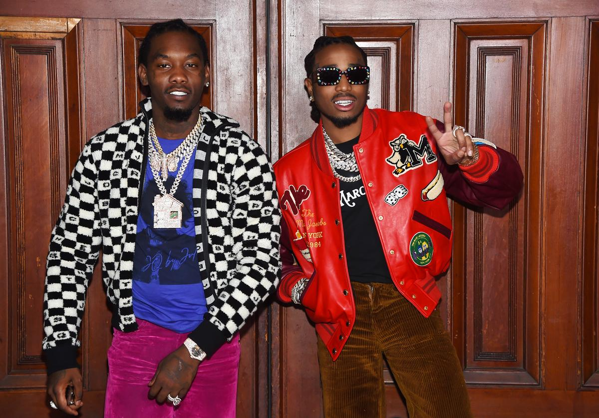 Offset, Quavo, Alicia Keys, 17 More Ways, Biden Administration