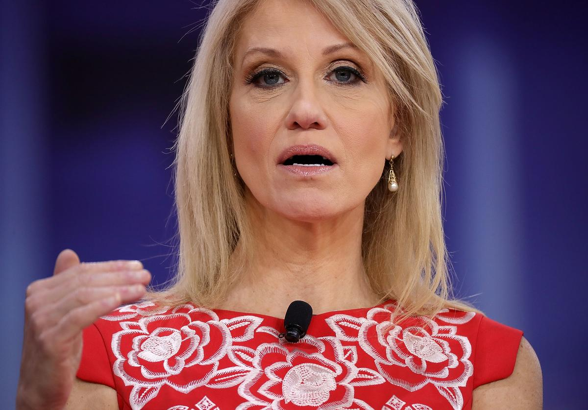 Kellyanne Conway, Claudia Conway, TikTok, CPS, Abuse