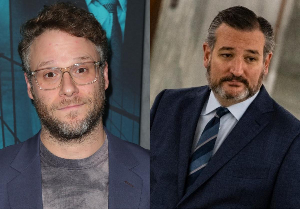 seth rogen and ted cruz twitter beef