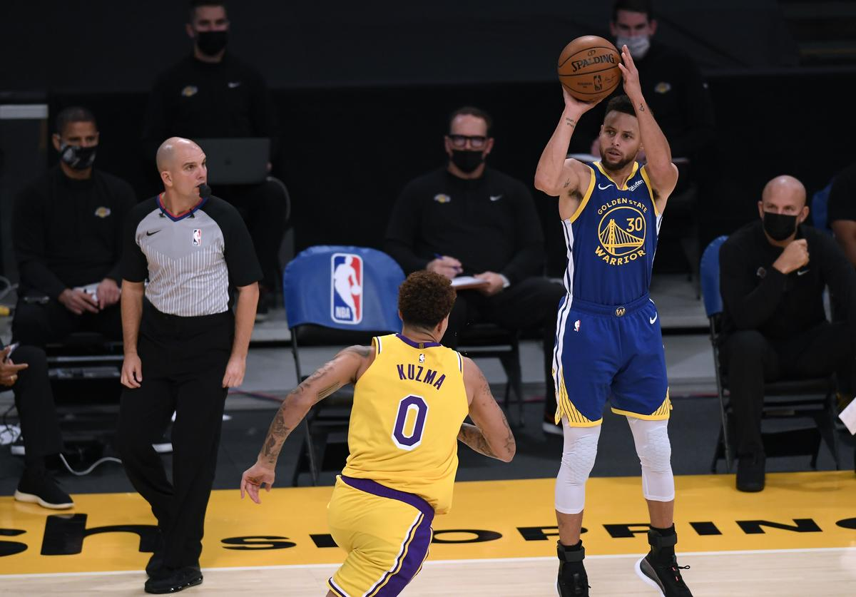 Steph Curry, Reggie Miller, 3-pointers