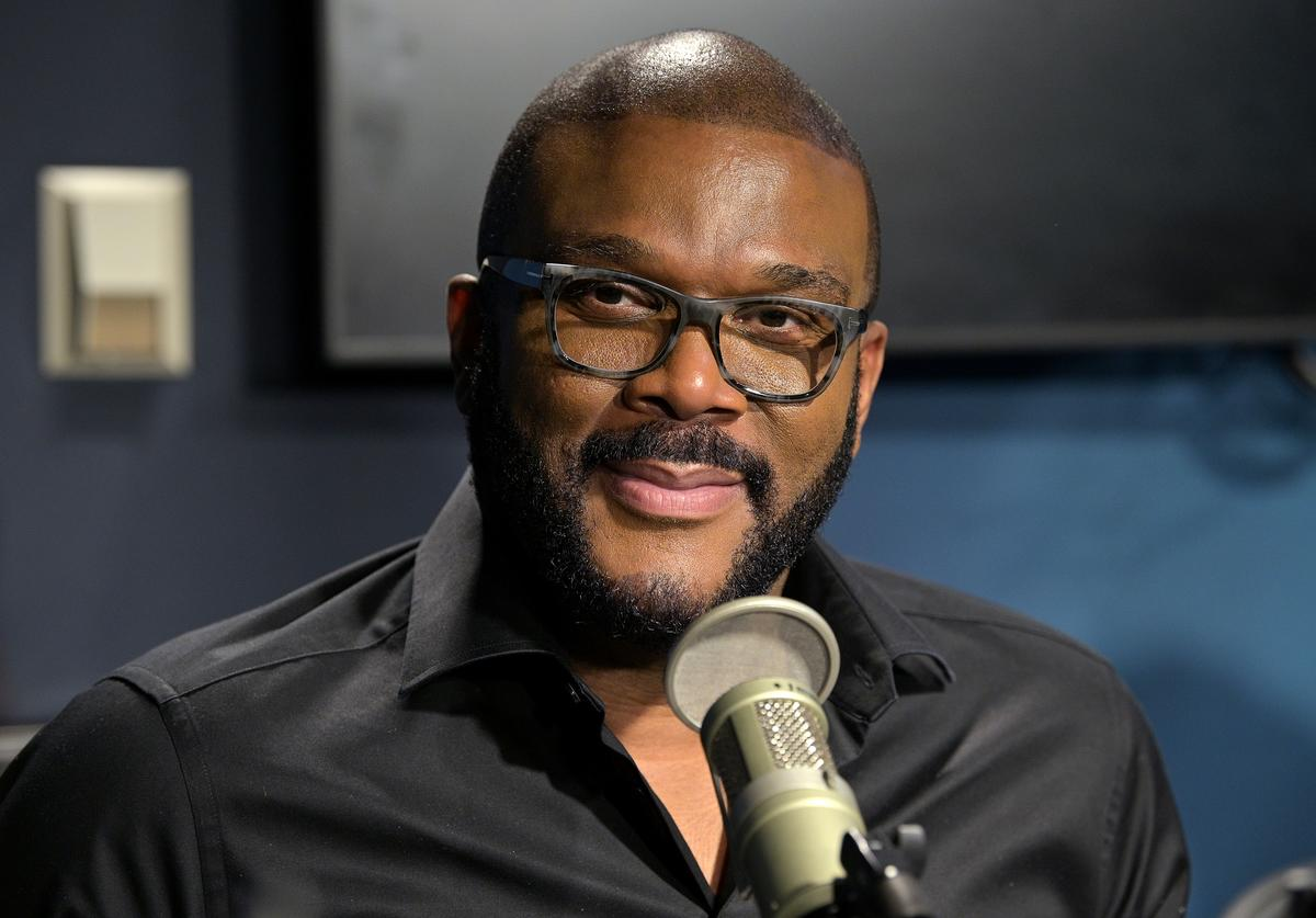Tyler Perry, BET, COVID-19, Vaccine, Special