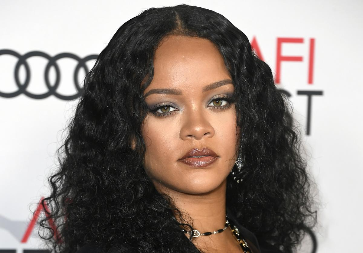 Rihanna Popcaan Lyrics Topless Photo Instagram