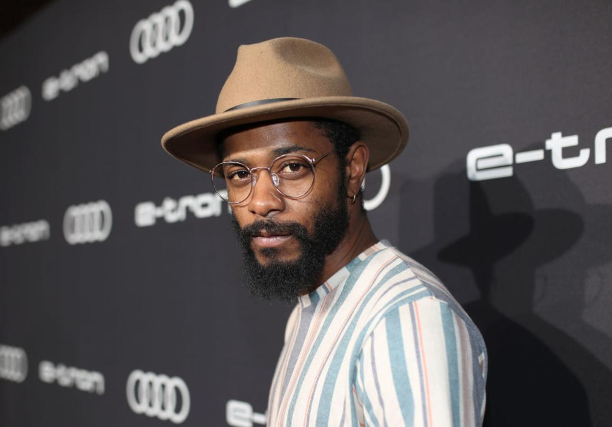 LaKeith Stanfield Charlamagne video