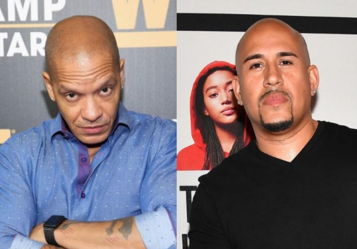 Peter Gunz, Cisco Rosado, Boxing, Love & Hip Hop, Instagram