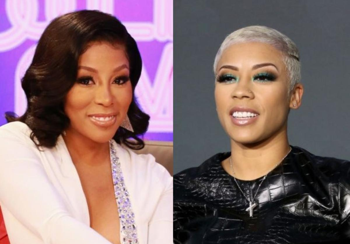 K. Michelle, Keyshia Cole, Beef, Clubhouse, Joint Album