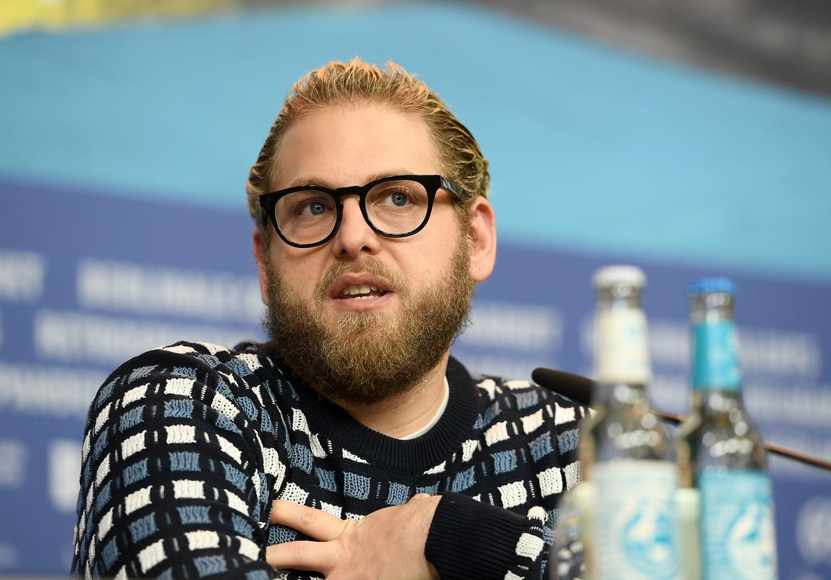 Jonah Hill, Daily Mail