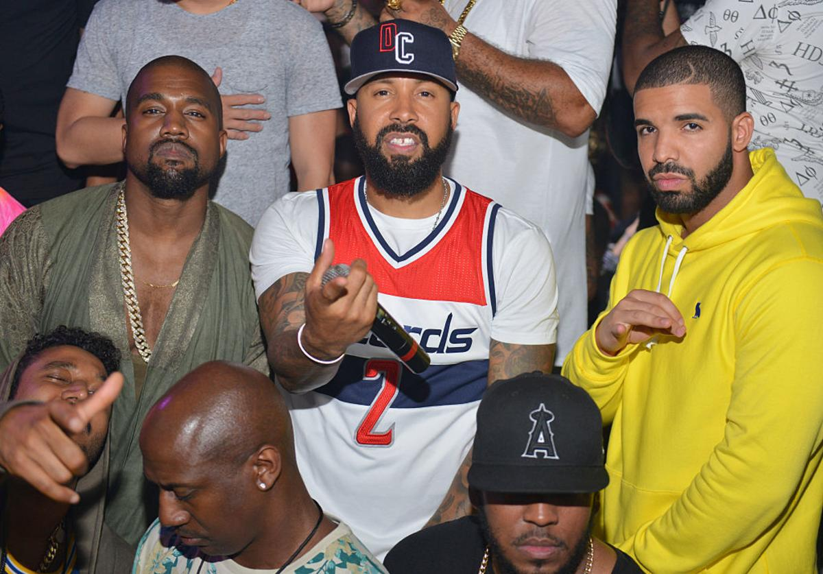 Kanye West Drake Lil Baby new song