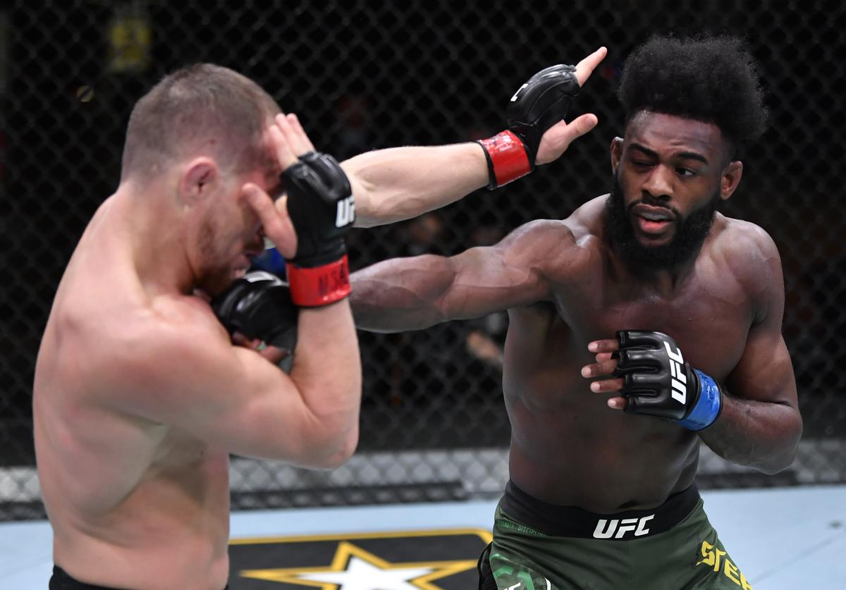 Aljamain Sterling, Petr Yan