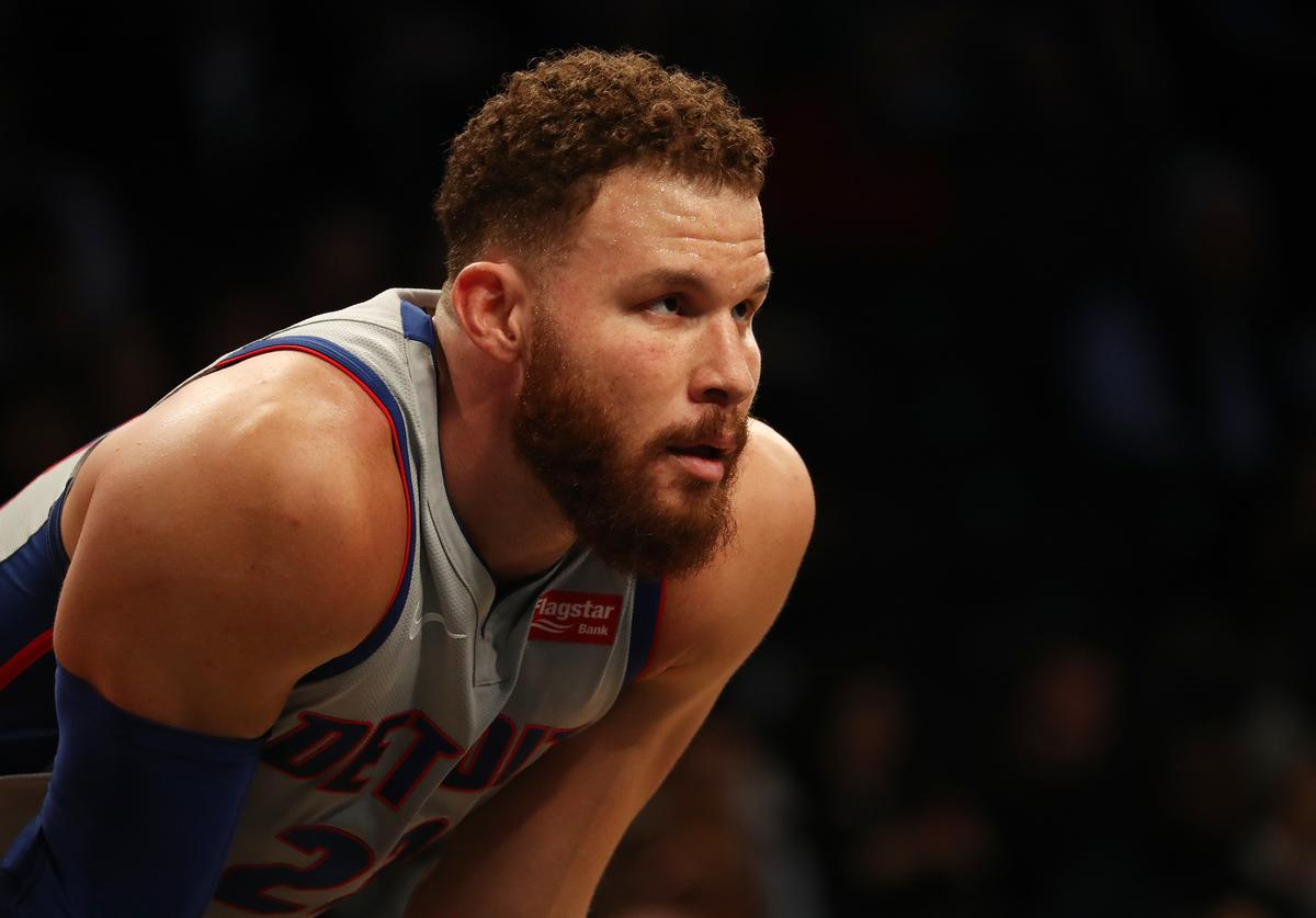 Blake Griffin, Nets, Signing