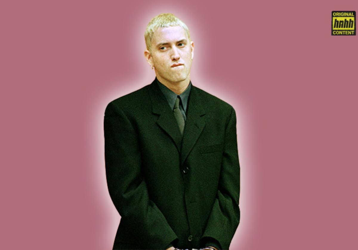 Eminem with handcuffs: cancel culture