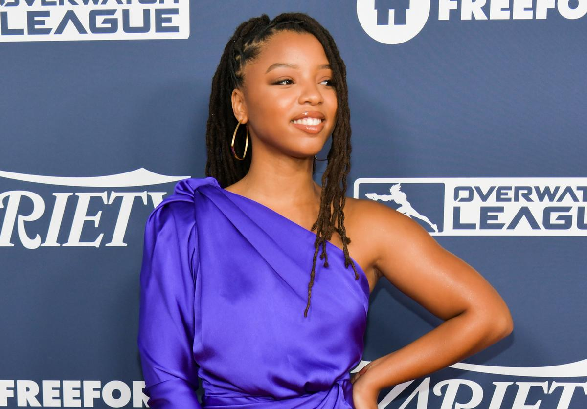 Chloe Bailey attends Variety's Power of Young Hollywood at The H Club Los Angeles on August 06, 2019