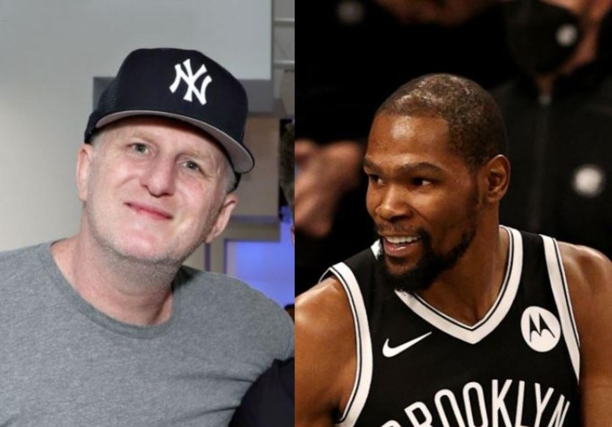 Michael Rapaport, Kevin Durant, Beef, Fight, Instagram