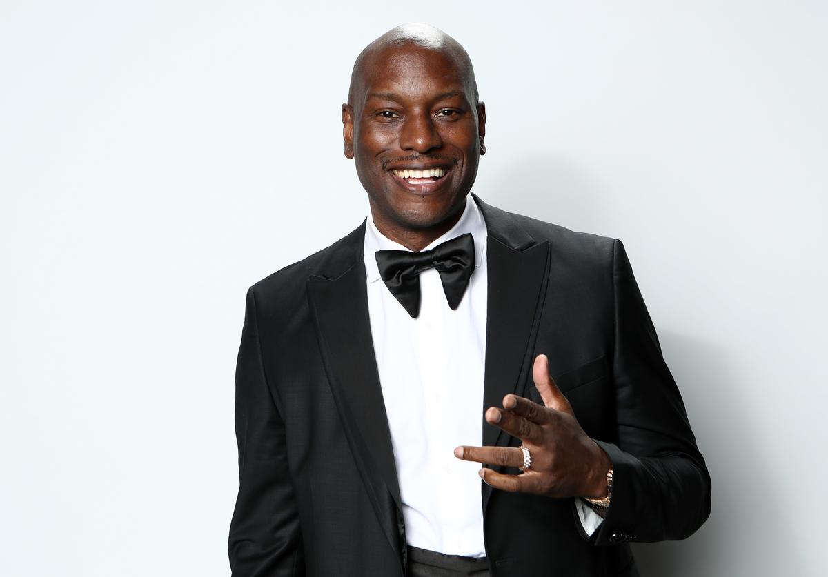 Tyrese Gibson attends IMDb LIVE Presented By M&M'S At The Elton John AIDS Foundation Academy Awards Viewing Party on February 09, 2020 in Los Angeles, California.