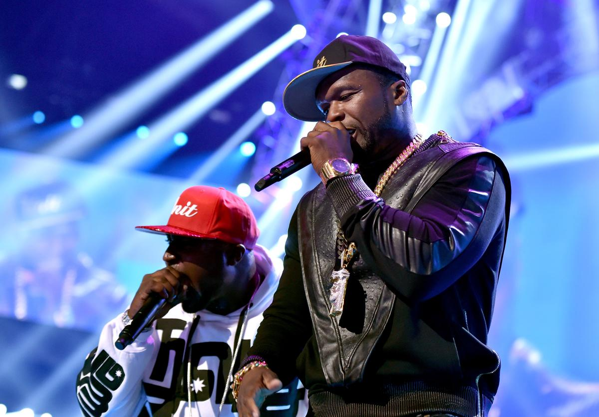 Young Buck, 50 Cent, G-Unit, Ghostwriting, Big Facts Pod