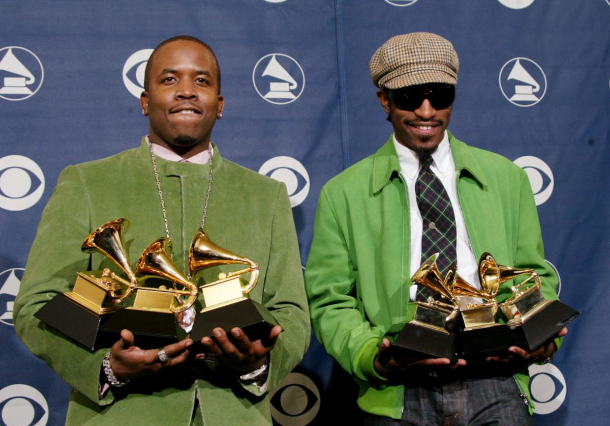 OutKast The Beatles