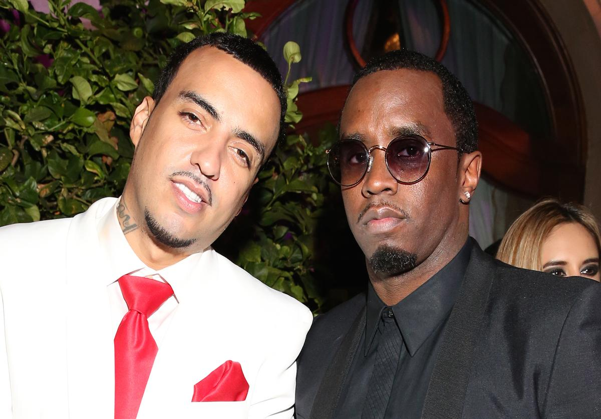 French Montana & Mohamed Hadid Birthday Party Powered