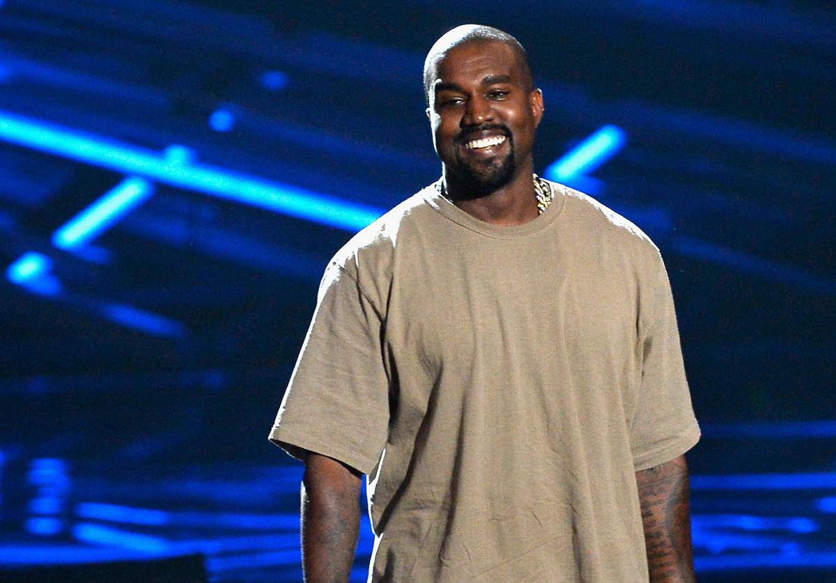 Kanye West at 2015 MTV Video Music Awards