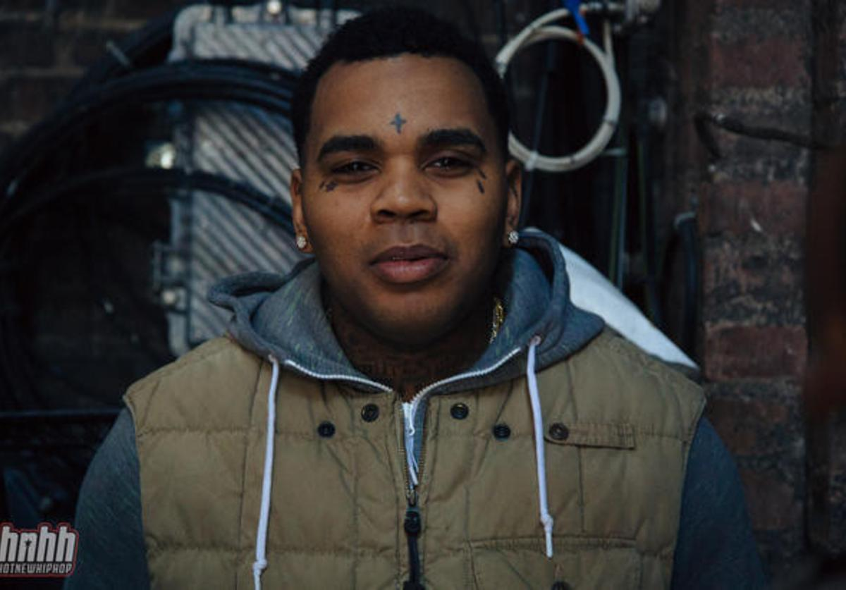 Kevin Gates at the HNHH office
