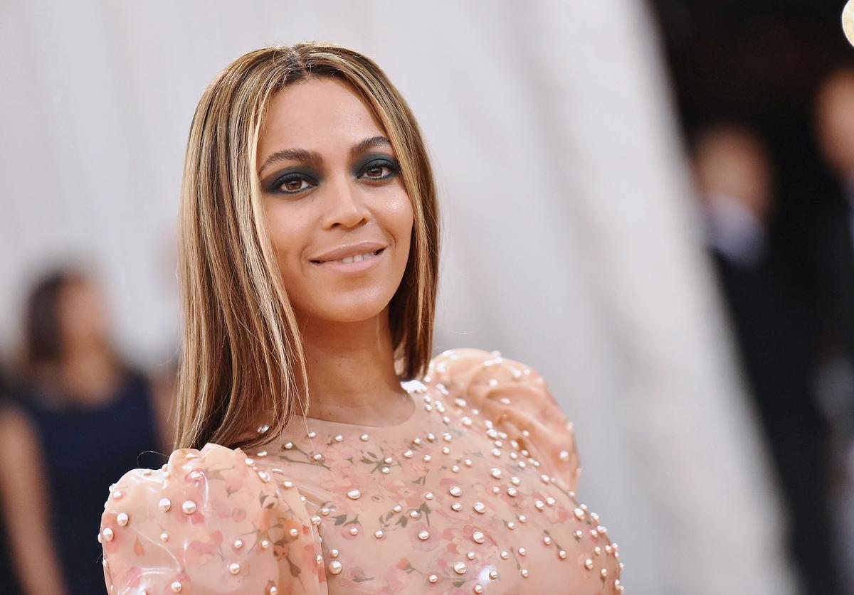 Beyonce at 'Manus x Machina: Fashion In An Age Of Technology' Costume Institute Gala