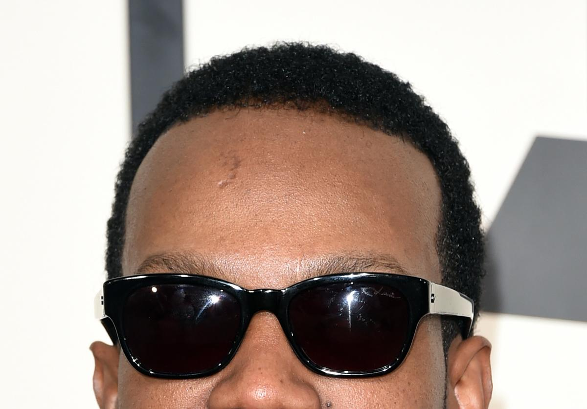 Juicy J at the Grammys