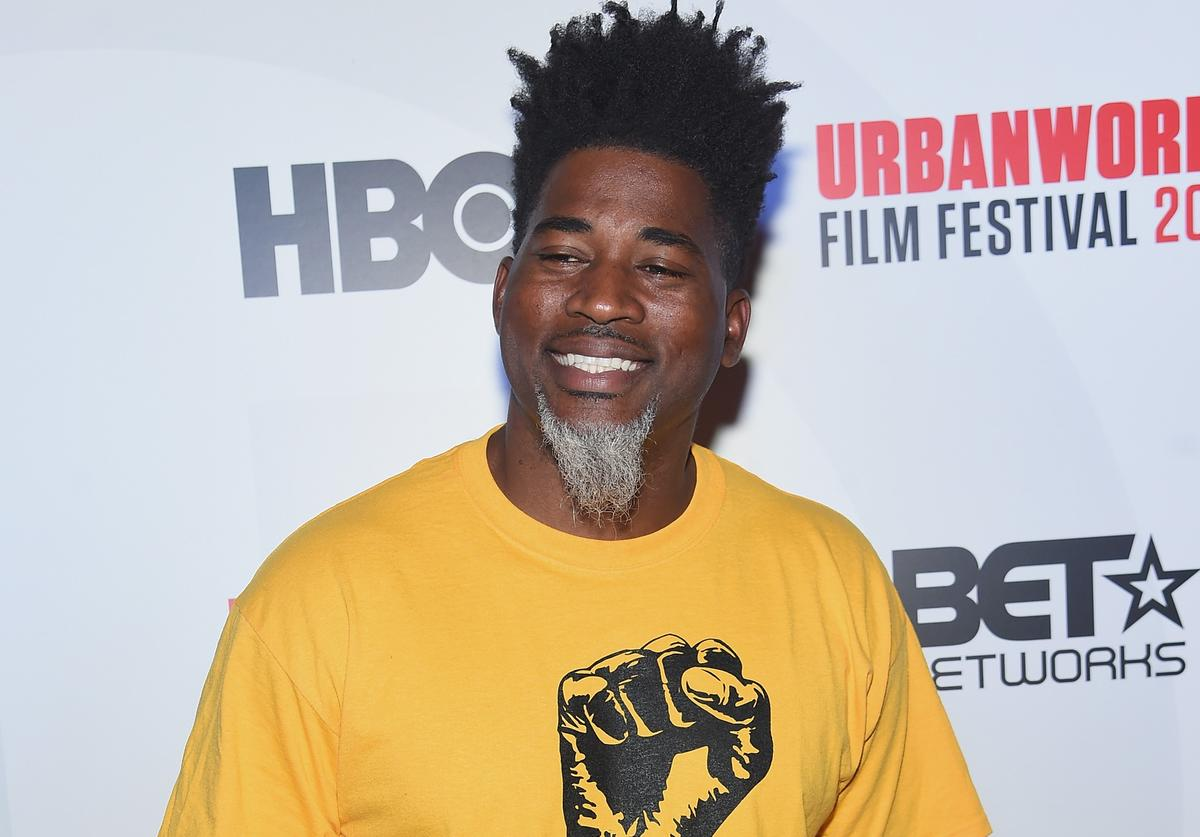 David Banner attends the 'Muhammad Ali: The People's Champ' Opening Night Film - 2015 Urbanworld Film Festival - Inside Arrivals at AMC Empire 25 theater on September 23, 2015 in New York City. (Photo by Jamie McCarthy/Getty Images)