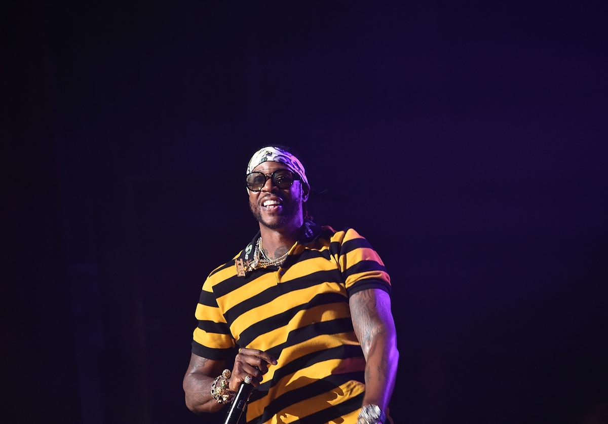 2 Chainz at Gucci Mane homecoming show in ATL