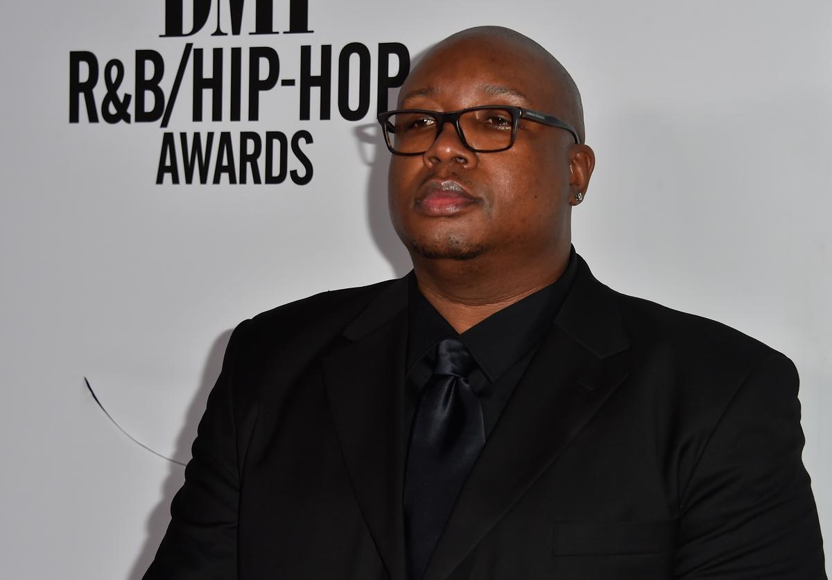 E-40 at 2015 BMI R&B/Hip-Hop Awards -