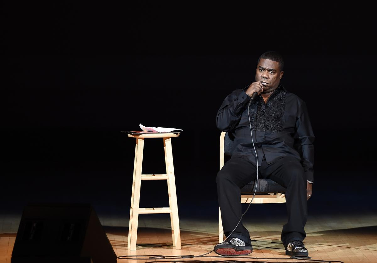 Tracy Morgan Performs During New York Comedy Festival at Carnegie Hall on November 5, 2016 in New York City.