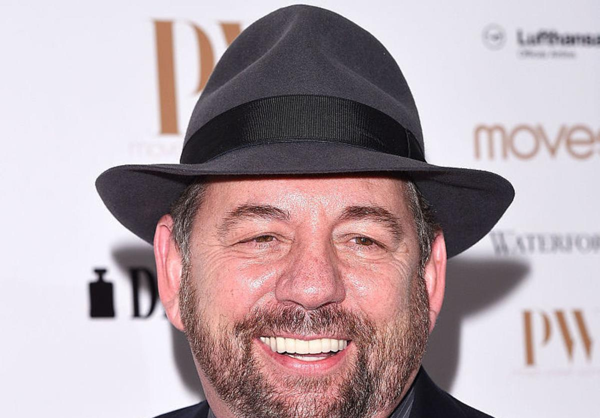 : James Dolan attends the Moves 2014 Power Women Gala at India House Club on November 14, 2014 in New York City.