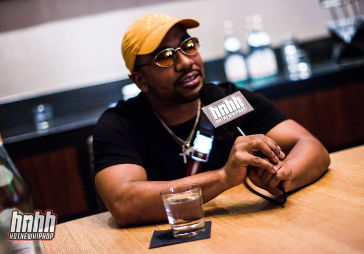 CyHi The Prynce at SXSW 2017 with HNHH