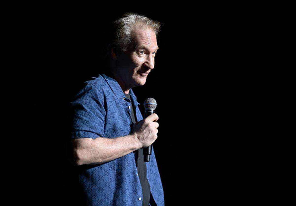 Bill Maher at NYC Comedy Festival