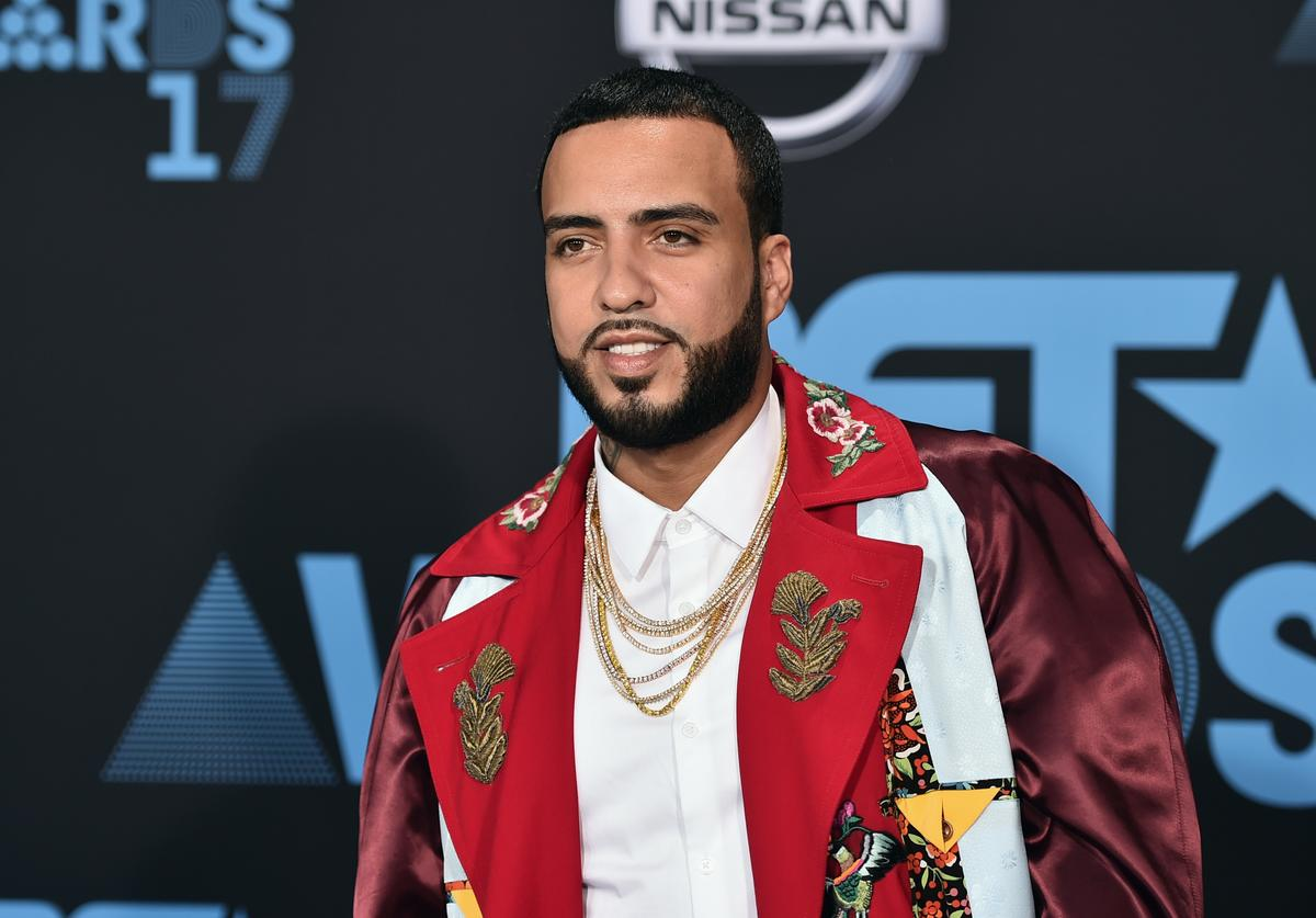 French Montana 2017 BET Awards - Arrivals