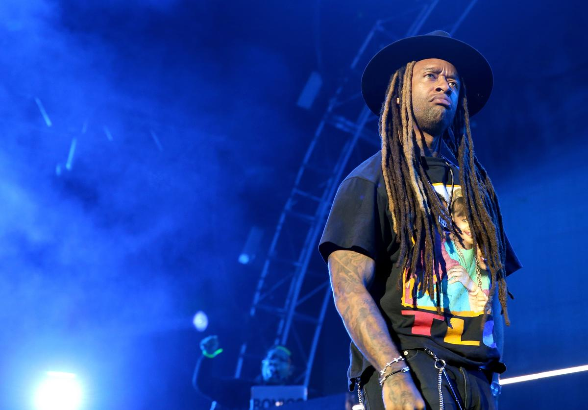 Ty Dolla $ign 2017 BET Experience STAPLES Center -Concert Sponsored by Hulu - Night 1