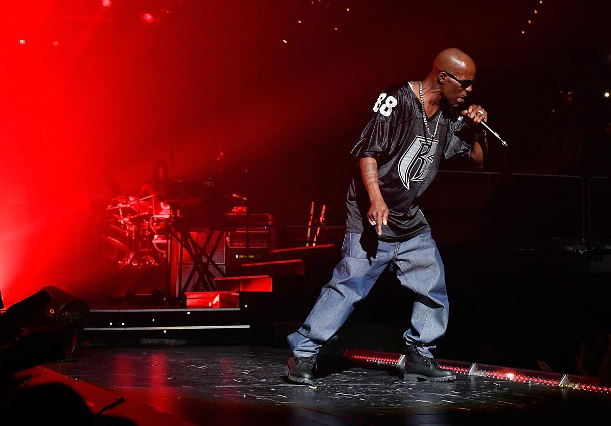 DMX Puff Daddy And Bad Boy Family Reunion Tour At The Forum In Inglewood, CA