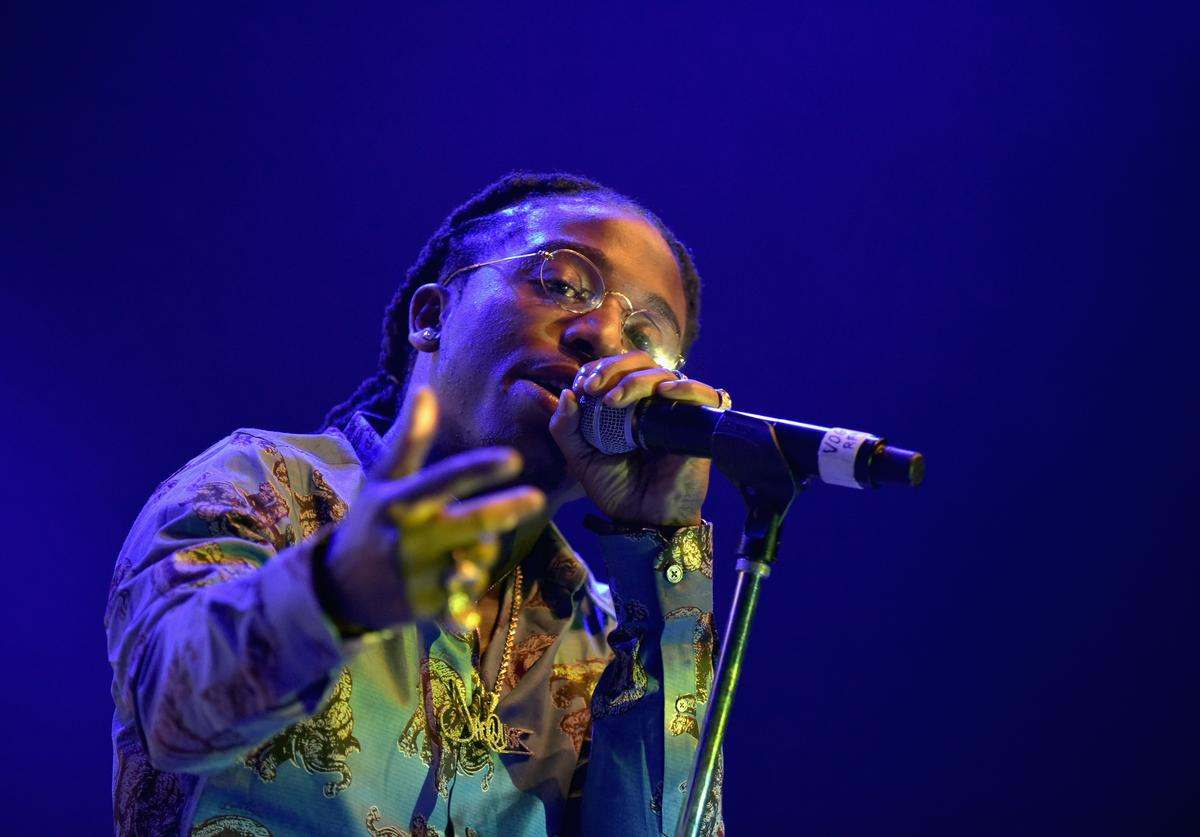 Jacquees 2017 BET Experience - Late Night Concert - Night 3