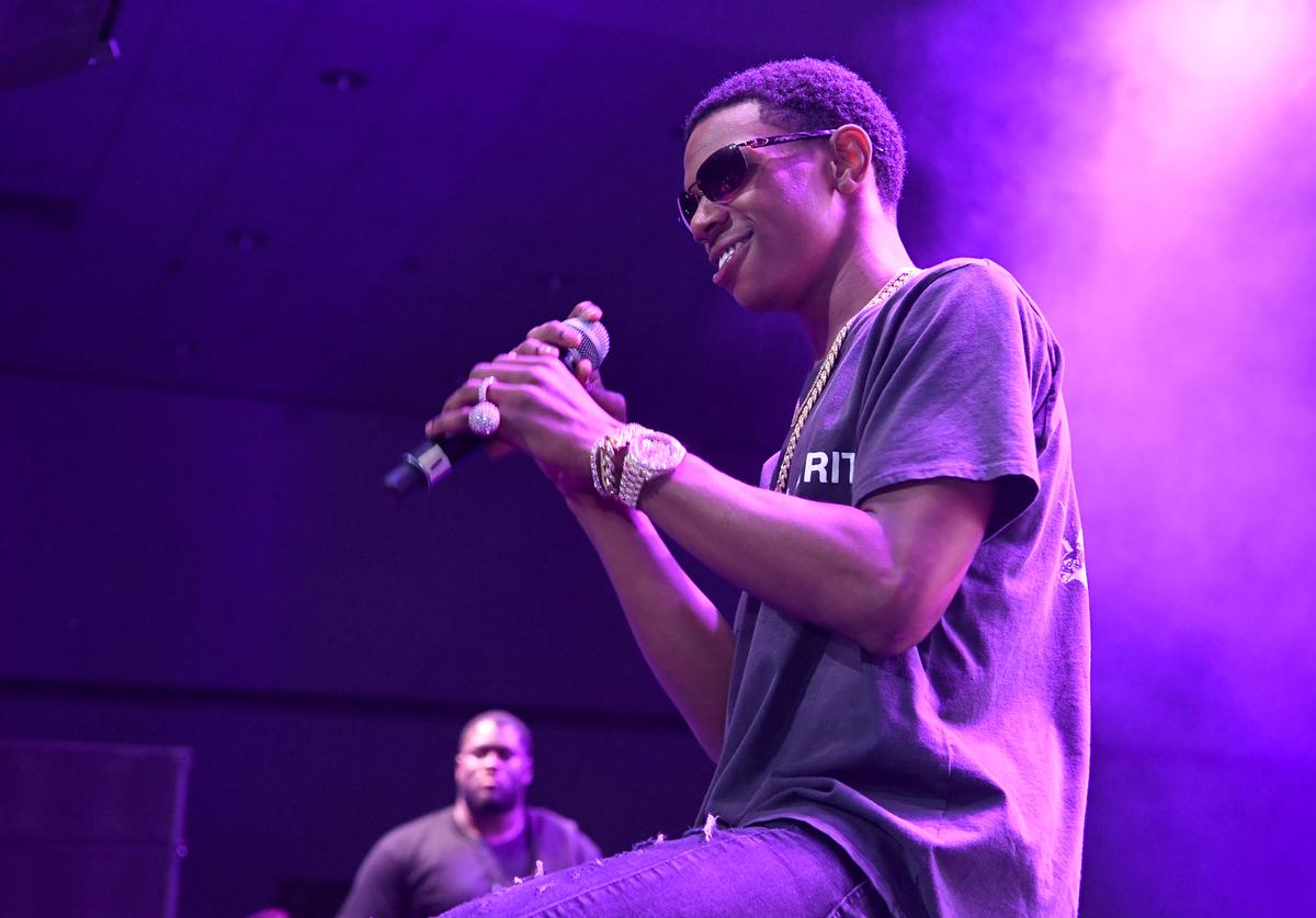 A Boogie Wit Da Hoodie 2017 BET Experience - Main Stage Performances