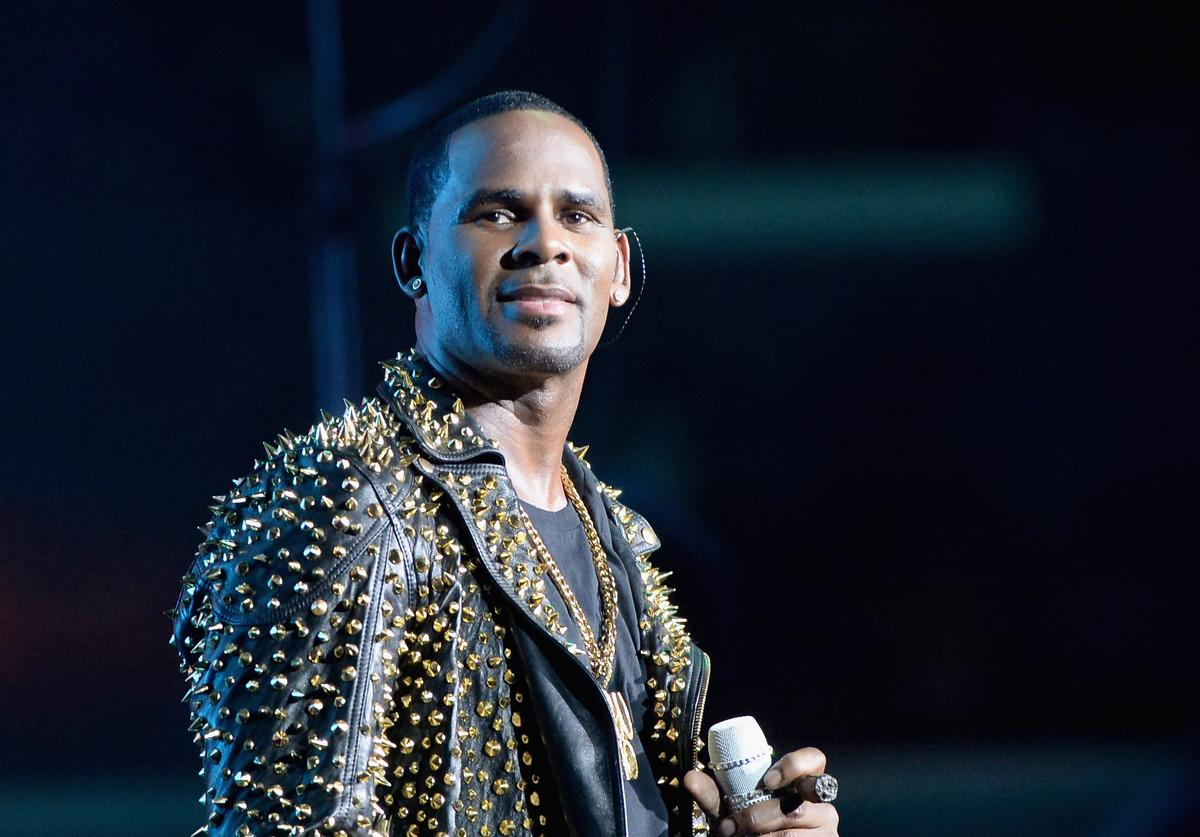 R Kelly 2013 BET Experience - R. Kelly, New Edition and The Jacksons