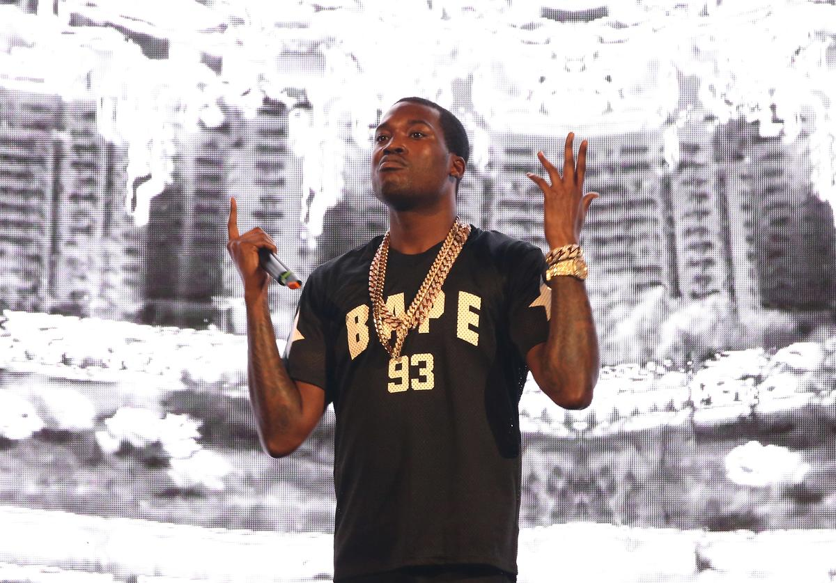Meek Mill The Pinkprint Tour - Brooklyn, New York