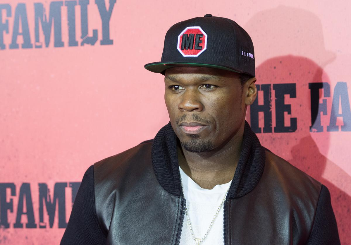 50 cent 'The Family' World Premiere - Red Carpet