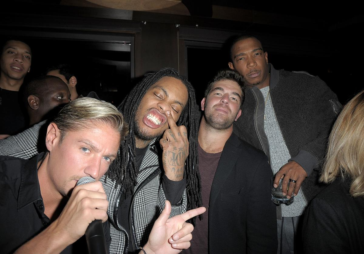 Ja Rule And Waka Flocka Perform At Dream Midtown