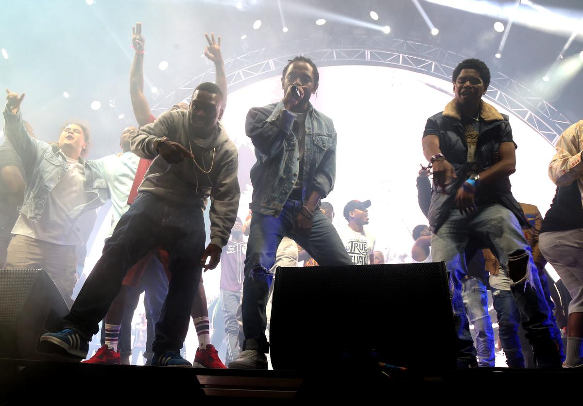 2017 BET Experience STAPLES Center - Concert Sponsored By Sprite - Night 3