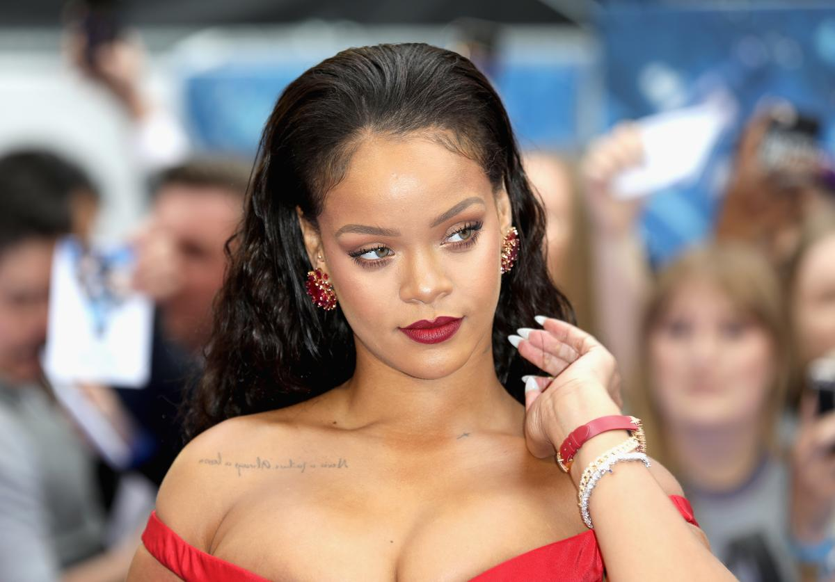 Rihanna 'Valerian And The City Of A Thousand Planets' European Premiere - Red Carpet Arrivals