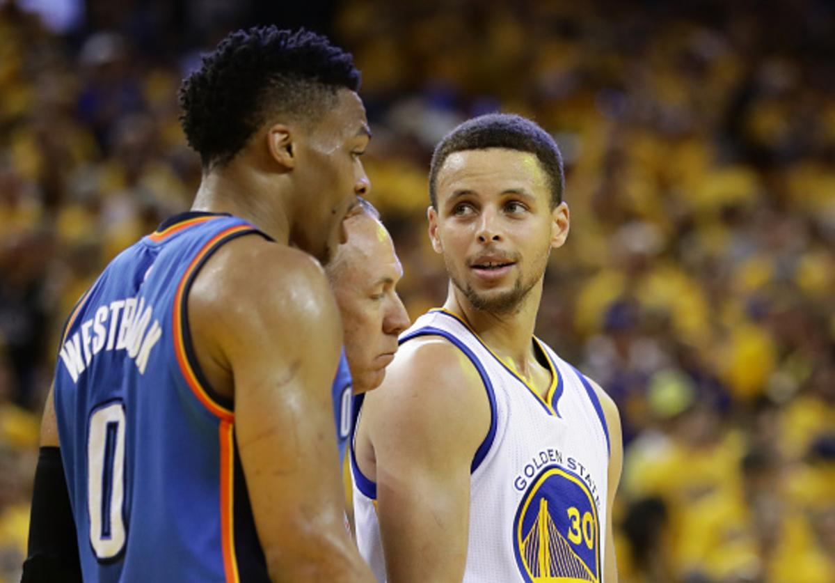 Westbrook x Curry